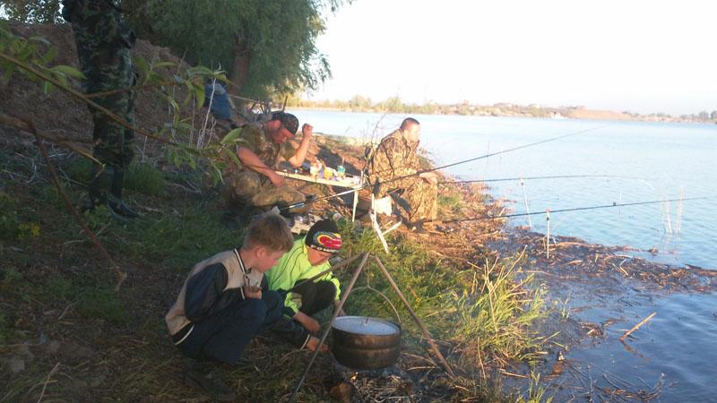 река бузан где ловить