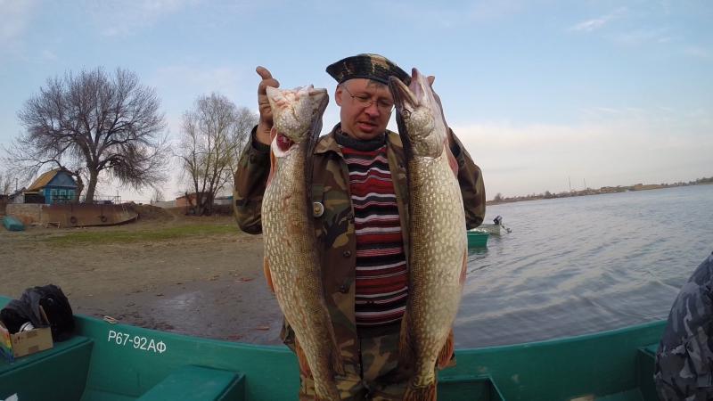 вести о рыбалке на реке