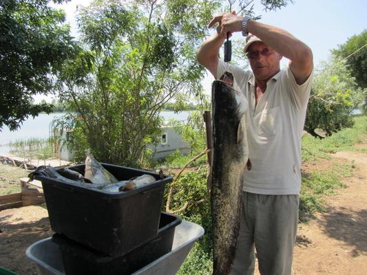 рыбацкий домик бузан
