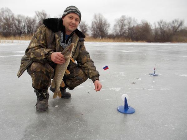 жерлицы на озере ильмень