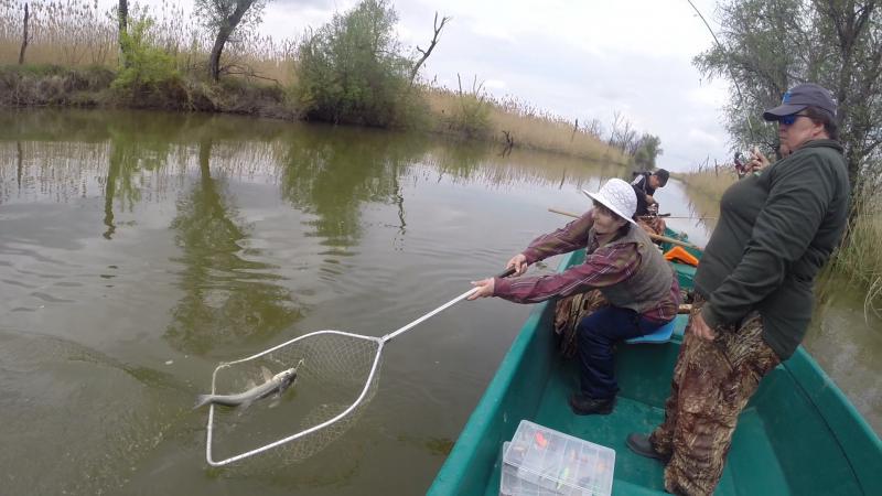 астраханская область село марфино рыбалка