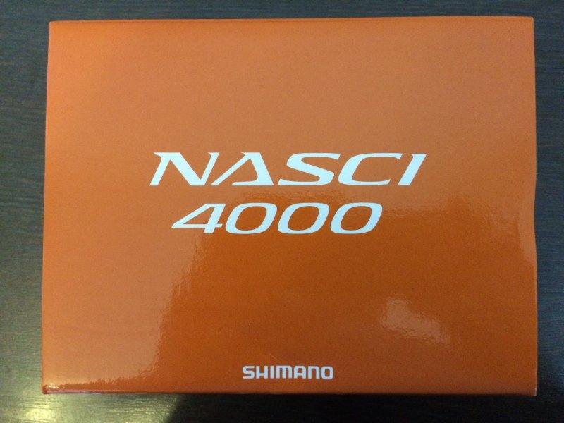 Shimano 16 Nasci 4000 - 1.JPG
