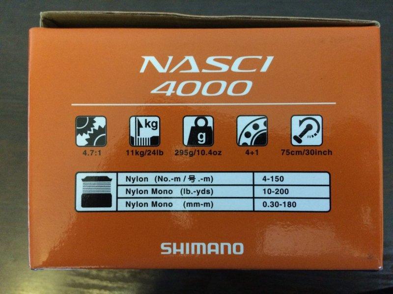 Shimano 16 Nasci 4000 - 2.JPG