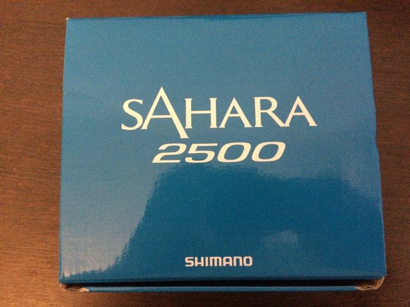 Shimano 17 Sahara 2500 - 1.JPG