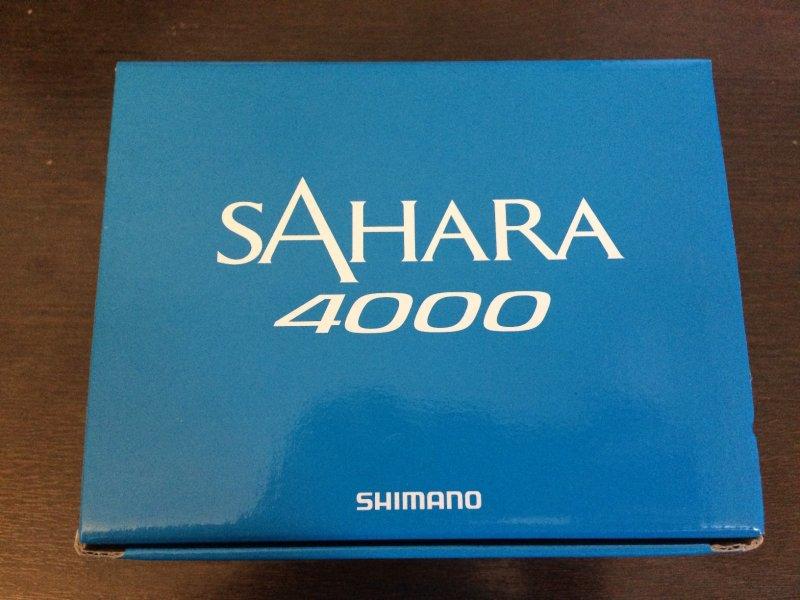 Shimano 17 Sahara 4000 - 1.JPG